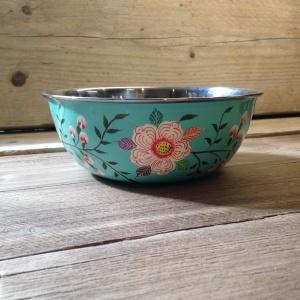 Valentine bowls turquoise