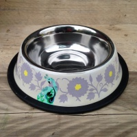 Alayna dog bowl, lilac