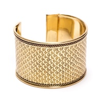 Art deco bracelet, gold