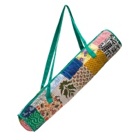 Kantha spash yoga bag