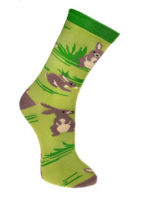 Bamboo socks rabbits