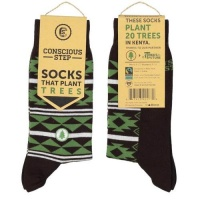 Socks that plant trees