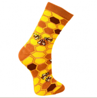 Bamboo socks save our bees